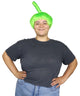 Teletubbies Dipsy | Green Sexy Cosplay Party Halloween Wig | HPO