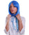 Aurora Women's Anime Straight Shoulder Length Bob With Bangs - Adult Cosplay Wigs | KOSMOS
