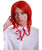 Solar  Women's Anime Straight Shoulder Length Bob with Bangs - Adult Cosplay Base Wigs | KOSMOS
