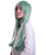 Rigel Women's Extra Long Length Straight With Bangs - Adults Cosplay Wigs | KOSMOS