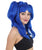 Dolly Pigtail Blue Wig
