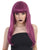 Women Long Straight Super Villain Wig