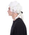 President George Washington - Men's White Aristocratic Ponytail with Period Curls - Adult Historical Wigs  | HPO