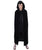 Adult Black Velvety Cape Costume