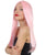 Women's Long Center Part - Horror Halloween Wig | HPO
