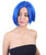 Sadness - Straight Angular Bob - Halloween Wigs | HPO