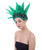 NYC Statue of Liberty Troll Wig - Adult Flag Wig | Flag Wigs