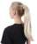13 to 16 Inch Straight Synthetic Wrap Ponytail Extension by Styless