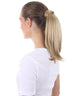 8-14 Inch Straight Synthetic Wrap Ponytail Extension | Styless