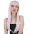 Pearl - Long Straight Pastel Wig with Bangs and Tinsel Hightlights - Party Wigs | HPO