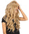 Taylor Women's Long Length Lace Front Wavy With Bangs - Adults Fashion Wigs | Nunique
