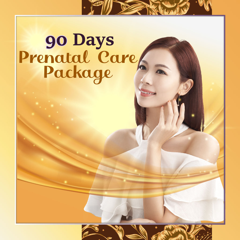 90天产前调养组合 (23盒有机鲜鸡滴鸡精) 90 Days Prenatal Care Package (23 Boxes of Organic Drip Chicken Essence)