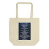 Benevolent Mantra Organic Cotton Tote Bag