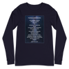 Benevolent Mantra Long Sleeve