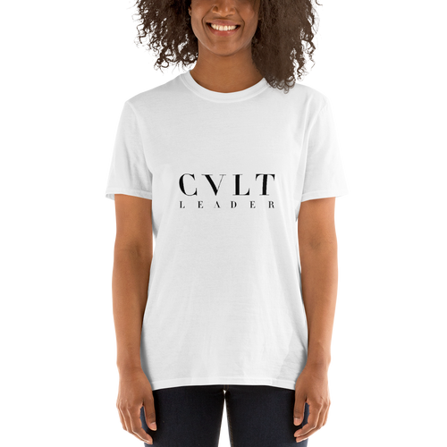CVLT LEADER BLK ON WHT
