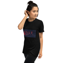 Load image into Gallery viewer, CVLT LEADER NEON RAIN LOGO TEE