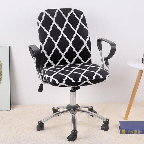 Pleasing Office Chair Covers Sugarseat Gmtry Best Dining Table And Chair Ideas Images Gmtryco