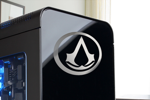 Assassin's Creed Vinyl Decal - Choose Your Color