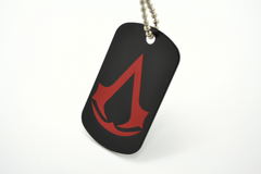 Assassin's Creed Dog Tag - GamerTags Video Game Necklace