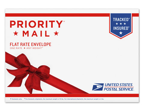 Upgrade to Priority Mail Shipping - 2 to 3 day shipping - US Orders Only