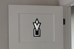 Skyrim Quest Marker Vinyl Decal - Skyrim Quest Marker Sticker