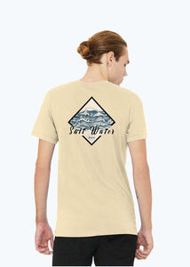 Unisex Salt Water Diamond T-Shirt