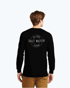 Men's Vintage Salt Water Long Sleeve