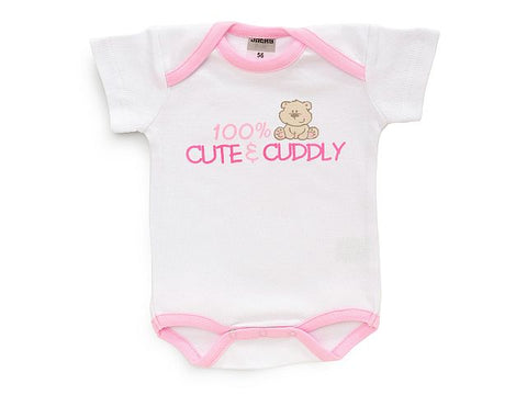"Jacky Baby Body ""Cute & Cuddly"""