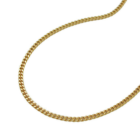 Kette 1,1mm Panzerkette 9Kt GOLD