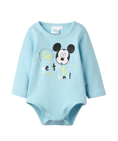 Disney Mickey Body blau