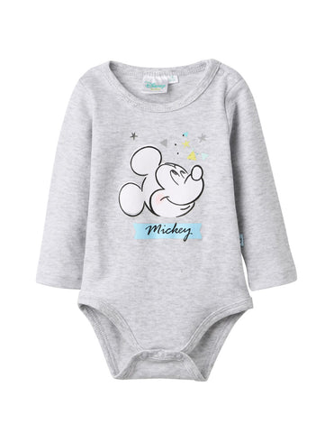 Disney Mickey Body grau