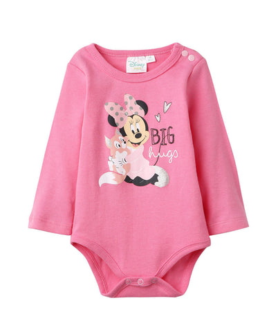 Disney Minnie Body rosa