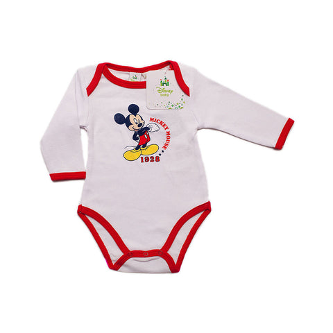 Mickey Mouse Body Red