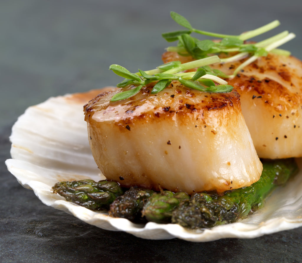 Seared.Scallops