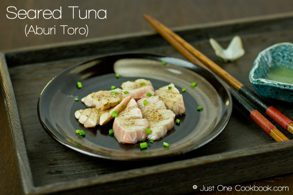 Seared-Tuna