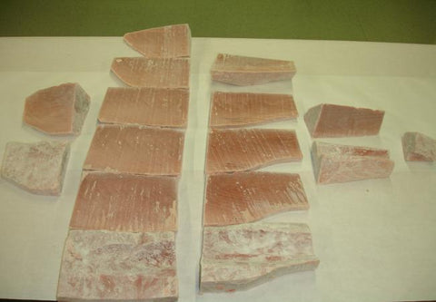 frozen tuna saku cut | FishforSushi