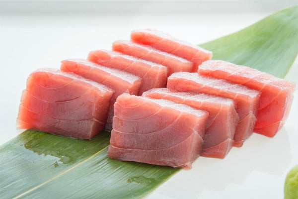 Best sellers fish for sushi inc for Frozen fish for sushi