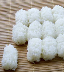 Rice Pillows - Sushi Rice for Nigiri (12 White or Brown Rice Pillow)