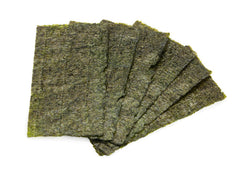 Sushi Nori (Roasted Seaweed) - Half Sheet
