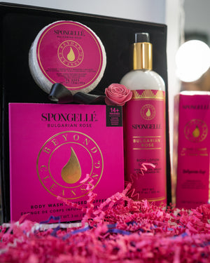 Bulgarian Rose Gift Set