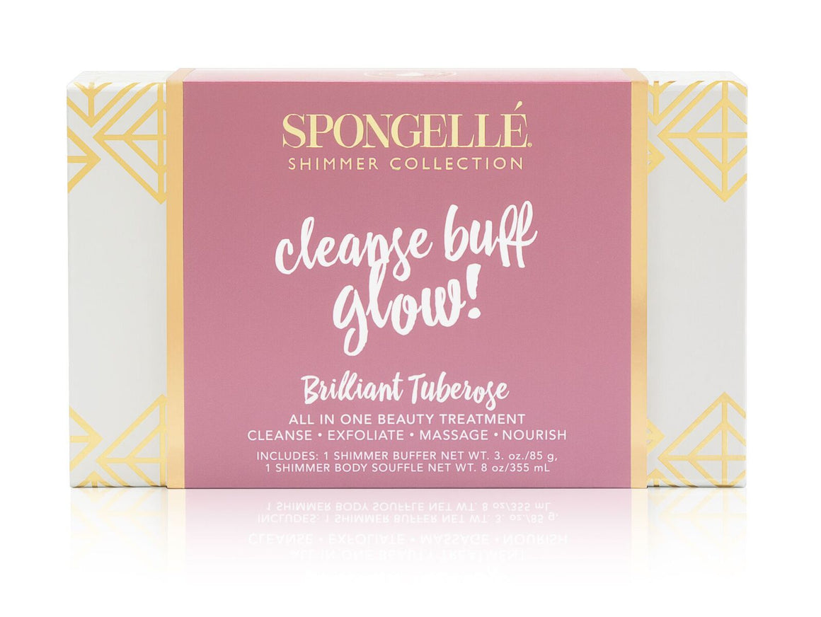 Brilliant Tuberose | Shimmer Gift Set