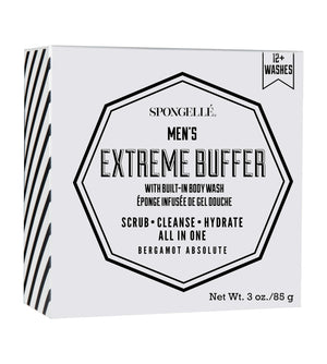 12+ MEN'S EXTREME BUFFER BERGAMOT ABSOLUTE