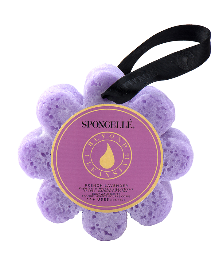 French Lavender | Wild Flower Bath Sponge