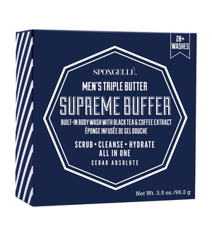 20+ MEN'S SUPREME BUFFER CEDAR ABSOLUTE