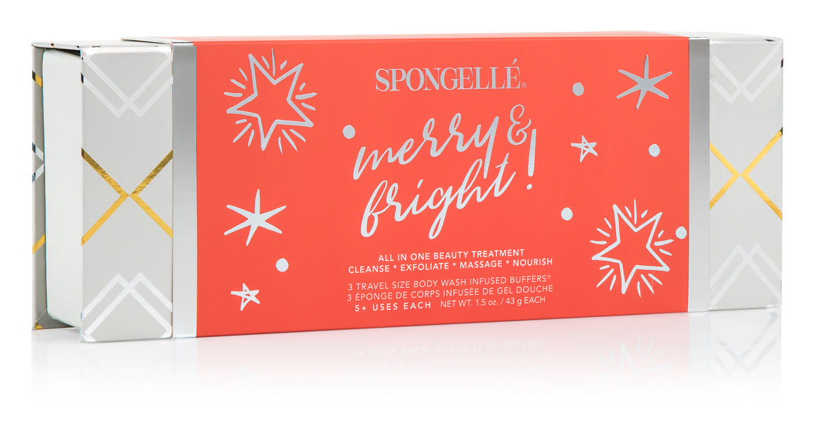 Merry & Bright | Holiday Gift Set