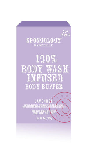 LAVENDER | SPONGOLOGY BODY BUFFER