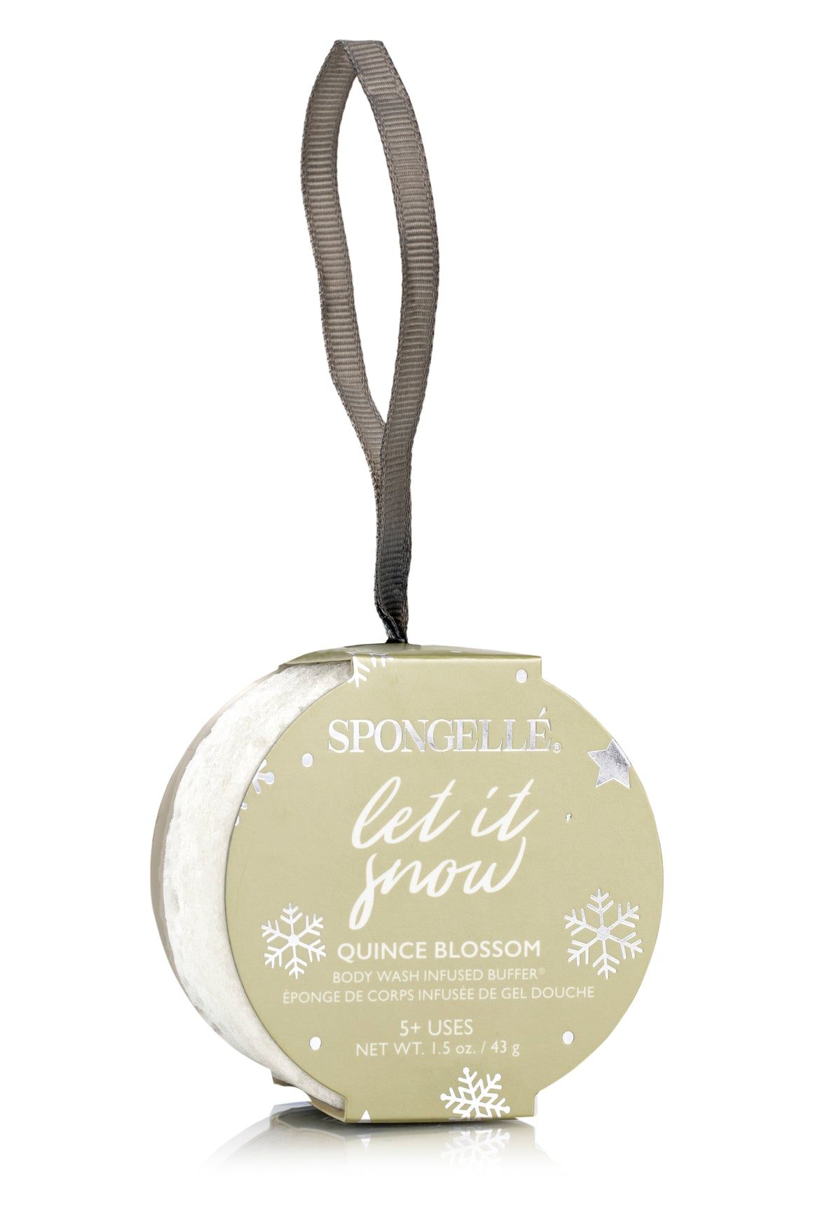Let It Snow | Holiday Ornament