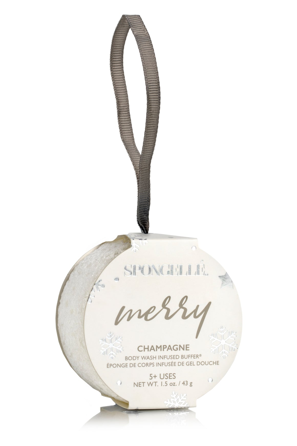 Merry | Holiday Ornament