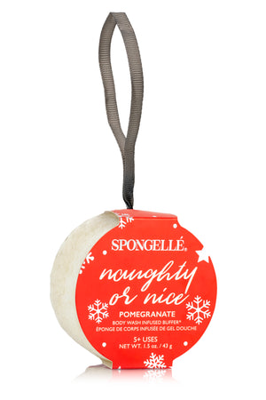 Naughty Or Nice | Holiday Ornament