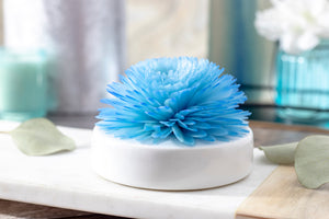 Blue Iris Diffuser | Floret Collection